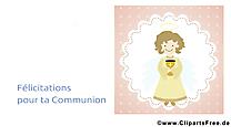 Prière images – Communion dessins gratuits