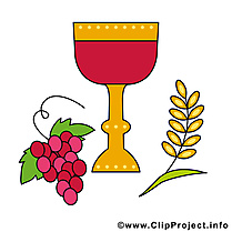 Vin image gratuite – Communion cliparts