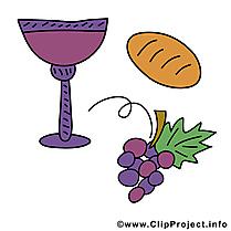 Vin images – Communion dessins gratuits
