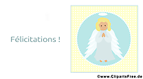 Ange illustration – Confirmation images