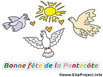 Image à télécharger Pentecôte gratuite