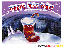 Merry Christmas Clipart gratuite