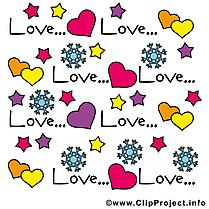 Amour images - Coeurs dessins gratuits