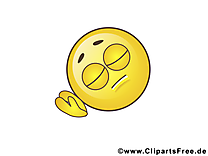 Dort smiley image gratuite
