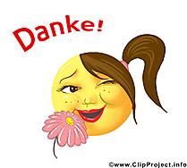 Merci smiley dessin gratuit à télécharger