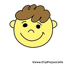 Sourire émoticône dessins gratuits