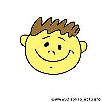 Sourire smiley dessin gratuit