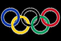 2021 anneaux olympiques clip art