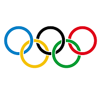 2021 anneaux olympiques clipart