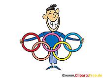 2021 jeux olympiques de dessin anime