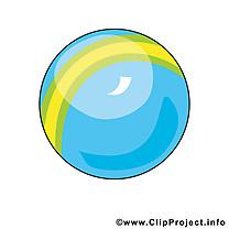 Balle dessin gratuit - Ballon image gratuite
