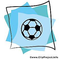 Ballon de Football illustration gratuite