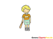 Base-ball dessin gratuit à télécharger
