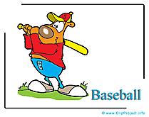 Base-ball image - Sport américain images