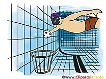 Basket sous-marin images gratuites clipart gratuit