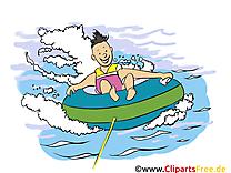 Bouée clipart gratuit - Mer dessins gratuits