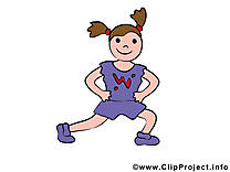 Gymnaste cliparts gratuis - Sport images gratuites
