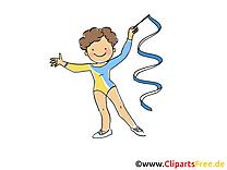 Gymnastique artistique image à télécharger