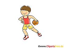 Hand-ball images - Balle dessins gratuits