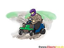 Karting image gratuite - Courses images cliparts