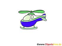 Hélicoptère clip art gratuit dessin