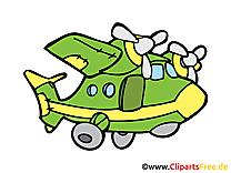Hélicoptère clip art image gratuite