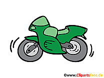 Motocycle dessins gratuits clipart gratuit