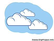 Ciel image gratuite - Nuages images cliparts