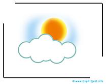 Soleil images - Nues clip art gratuit