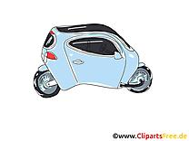 Petite voiture illustration gratuite clipart