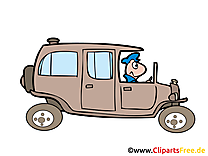 Vieille voiture dessin à télécharger images