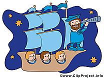 Carte gratuite de Christophe - Jour de Colomb image