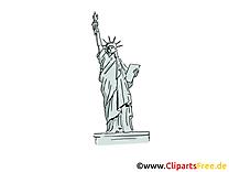 New-York image gratuite - Statue de la liberté images