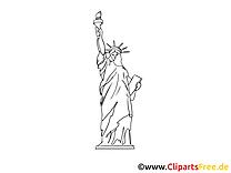 Statue de la liberté image gratuite à télécharger