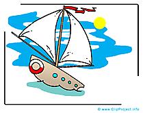Voilier illustration - Mer images gratuites