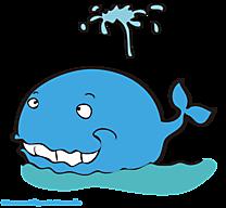 Baleine animal illustration à télécharger gratuite