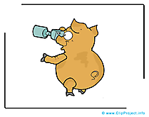 Cochon image gratuite – Animal clipar