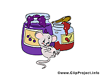 Souris illustration – Animal images